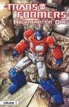 TRANSFORMERS REGENERATION ONE TP VOL 01