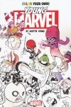 COLOR YOUR OWN YOUNG MARVEL BY SKOTTIE YOUNG TP (Oferta ekspozycyjna)
