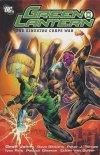 GREEN LANTERN THE SINESTRO CORPS WAR VOL 02 HC (Oferta ekspozycyjna)