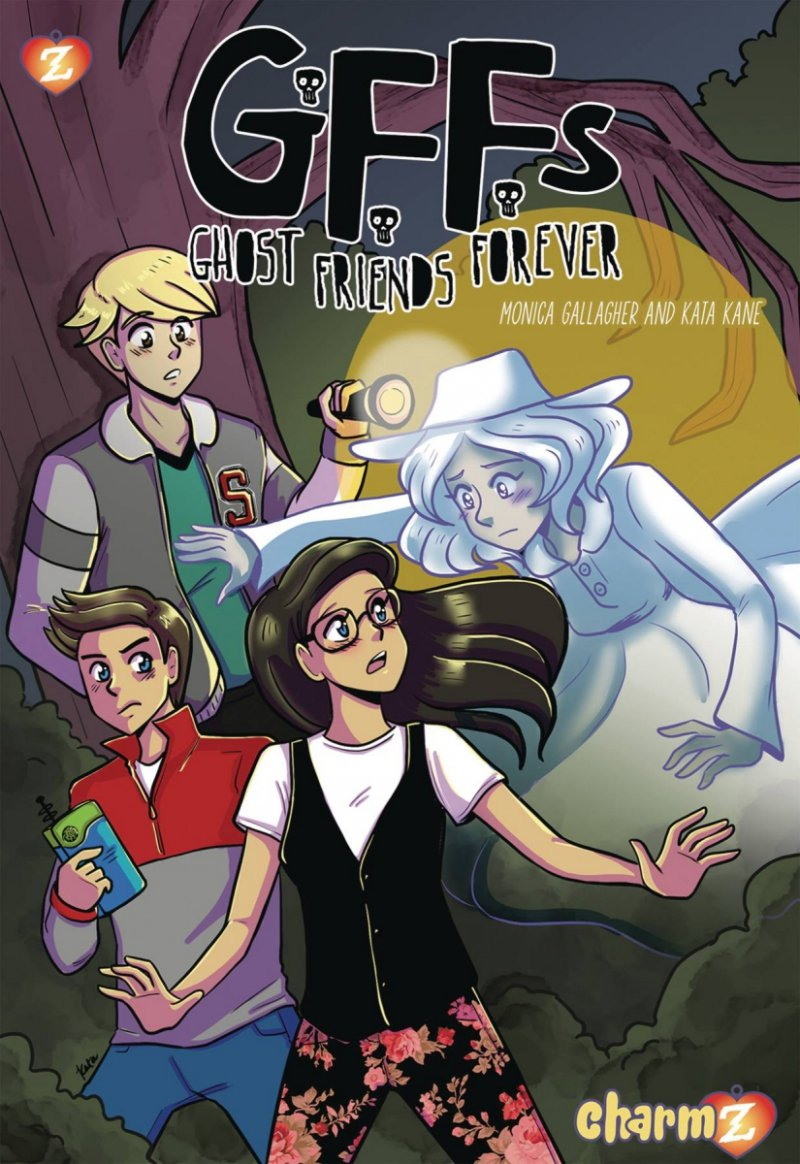 GHOST FRIENDS FOREVER HC VOL 01