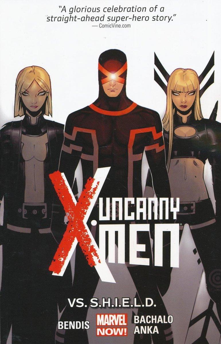 UNCANNY X-MEN TP VOL 04 VS SHIELD (Oferta ekspozycyjna)