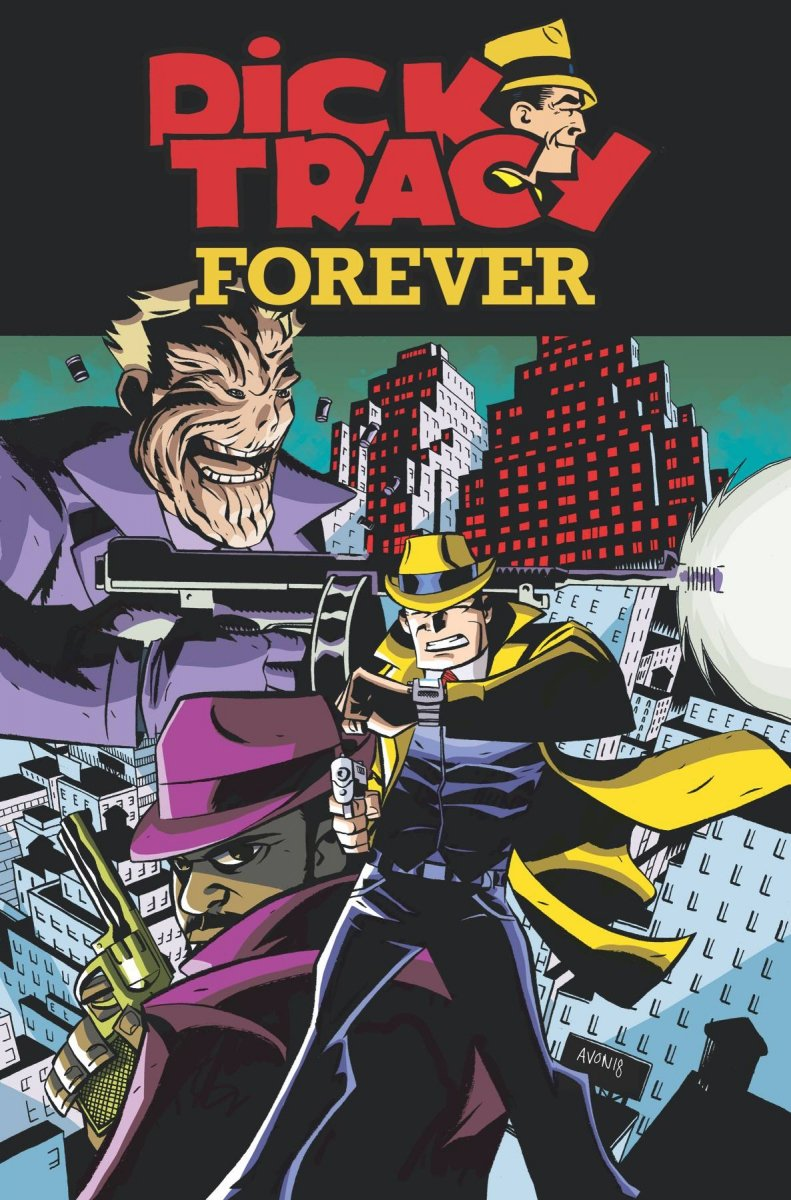 DICK TRACY FOREVER #2 CVR A OEMING
