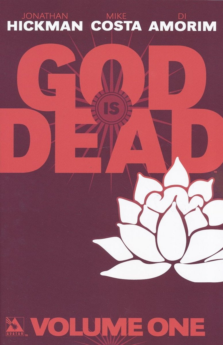 GOD IS DEAD VOL 01 SC (Oferta ekspozycyjna)
