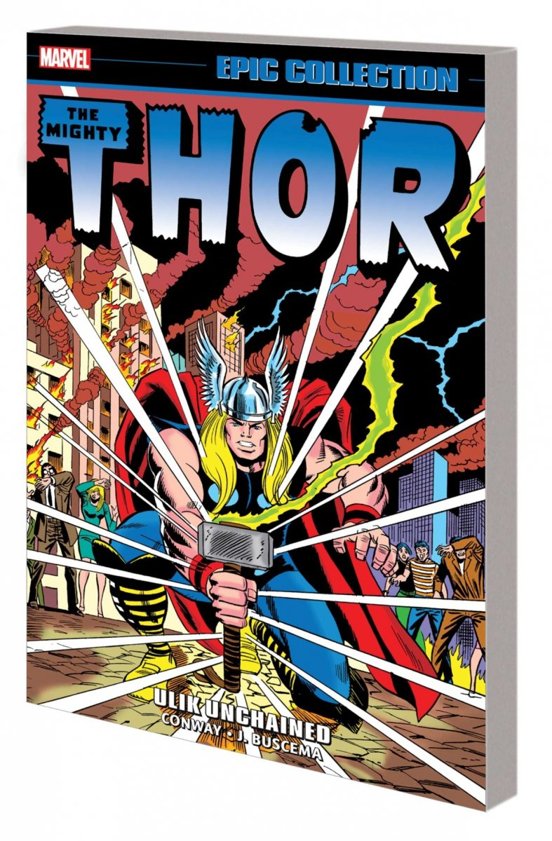 THOR EPIC COLLECTION TP ULIK UNCHAINED