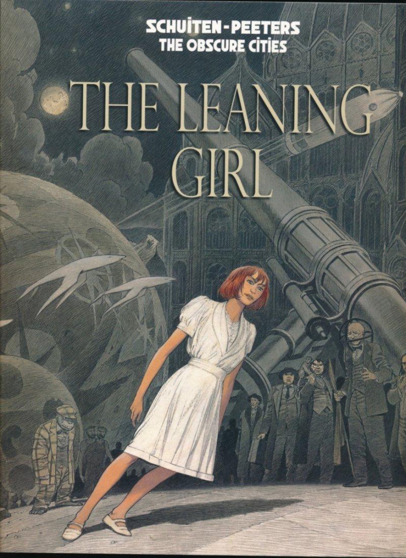 LEANING GIRL TP (IDW ED) (Oferta ekspozycyjna)