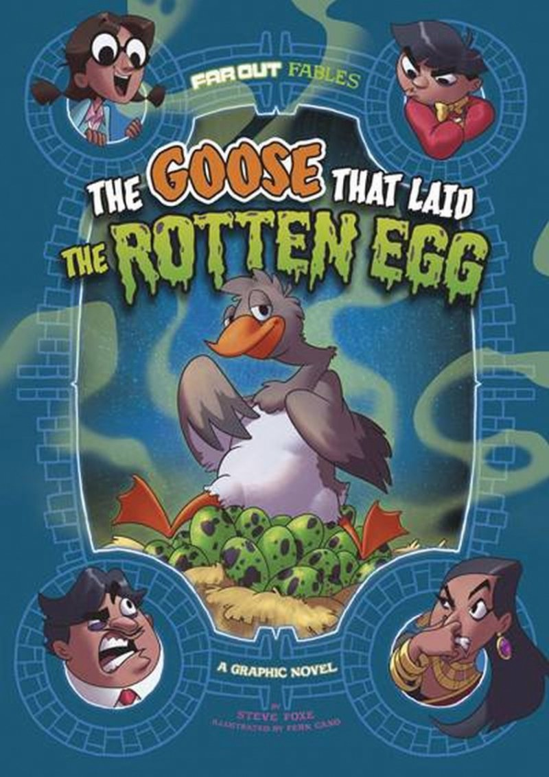 GOOSE THAT LAID ROTTEN EGG GN