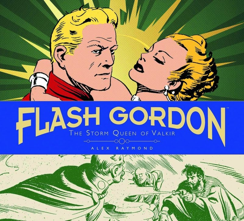 COMP FLASH GORDON LIBRARY HC VOL 04 STORM QUEEN OF VALKIR