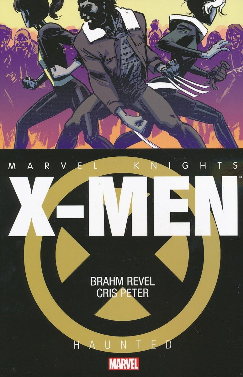 MARVEL KNIGHTS X-MEN TP HAUNTED (Oferta ekspozycyjna)