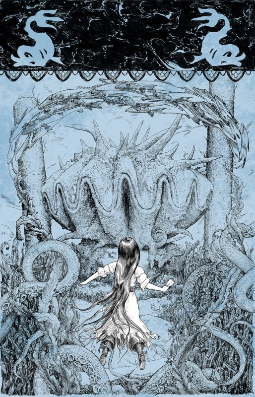 CURSED PIRATE GIRL SPECIAL ANNUAL 2015 #1