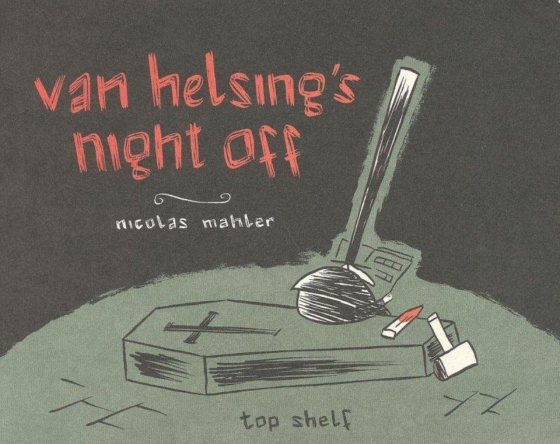 VAN HELSINGS NIGHT OFF (Oferta ekspozycyjna)
