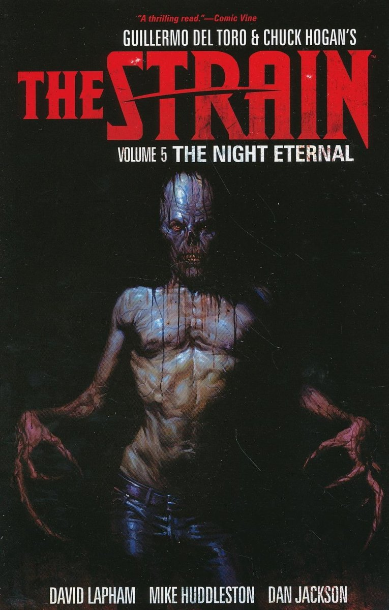 STRAIN TP VOL 05 NIGHT ETERNAL (Oferta ekspozycyjna)