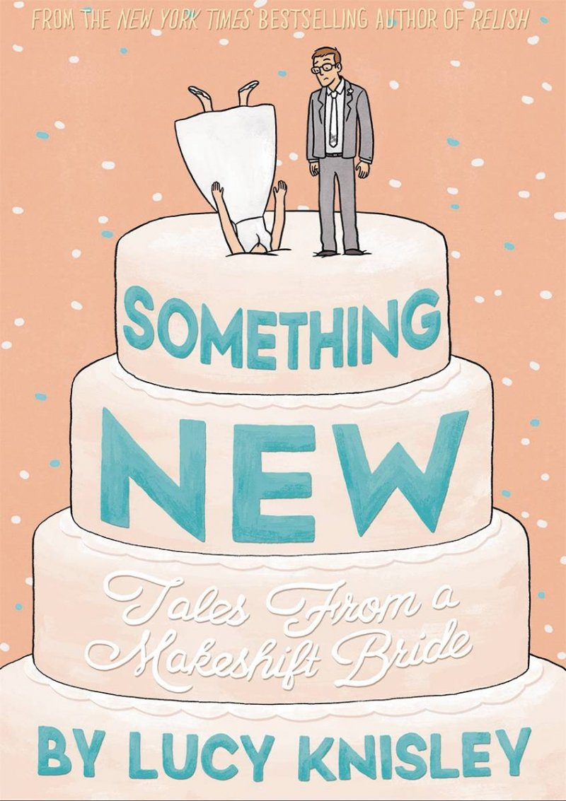 SOMETHING NEW TALES FROM MAKESHIFT BRIDE GN