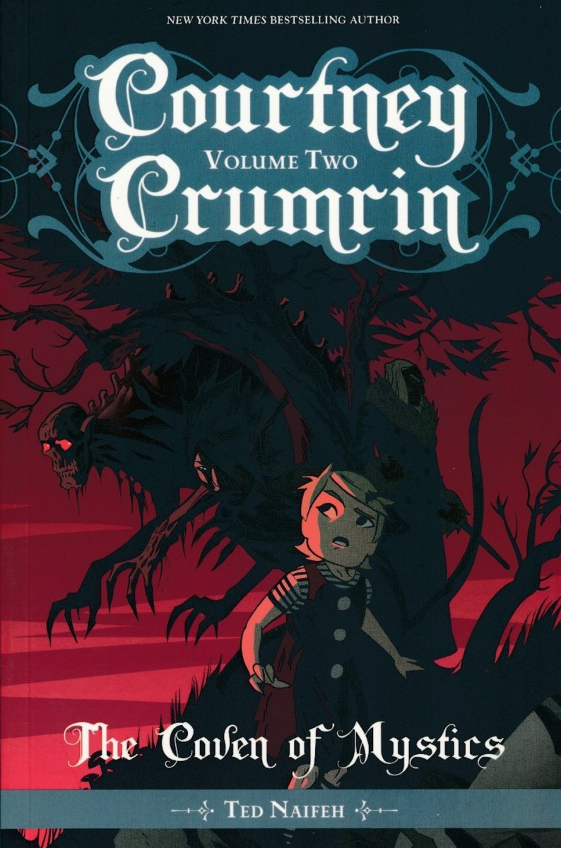 COURTNEY CRUMRIN TP VOL 02 THE COVEN OF MYSTICS