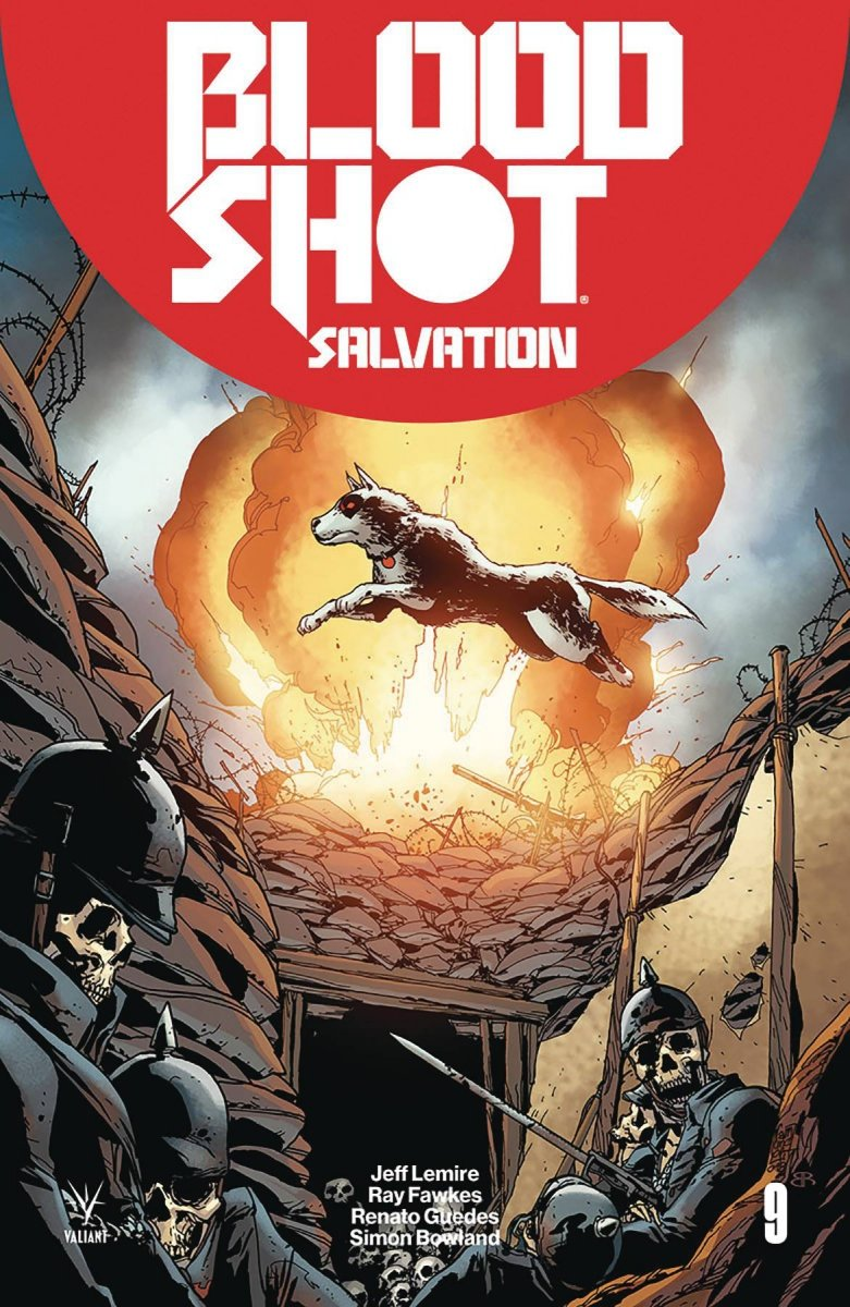 BLOODSHOT SALVATION #9 CVR C CAMUNCOLI