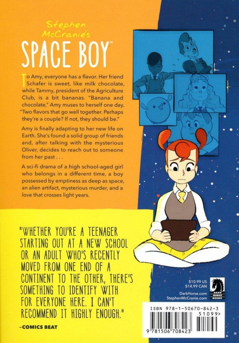 STEPHEN MCCRANIES SPACE BOY TP VOL 03