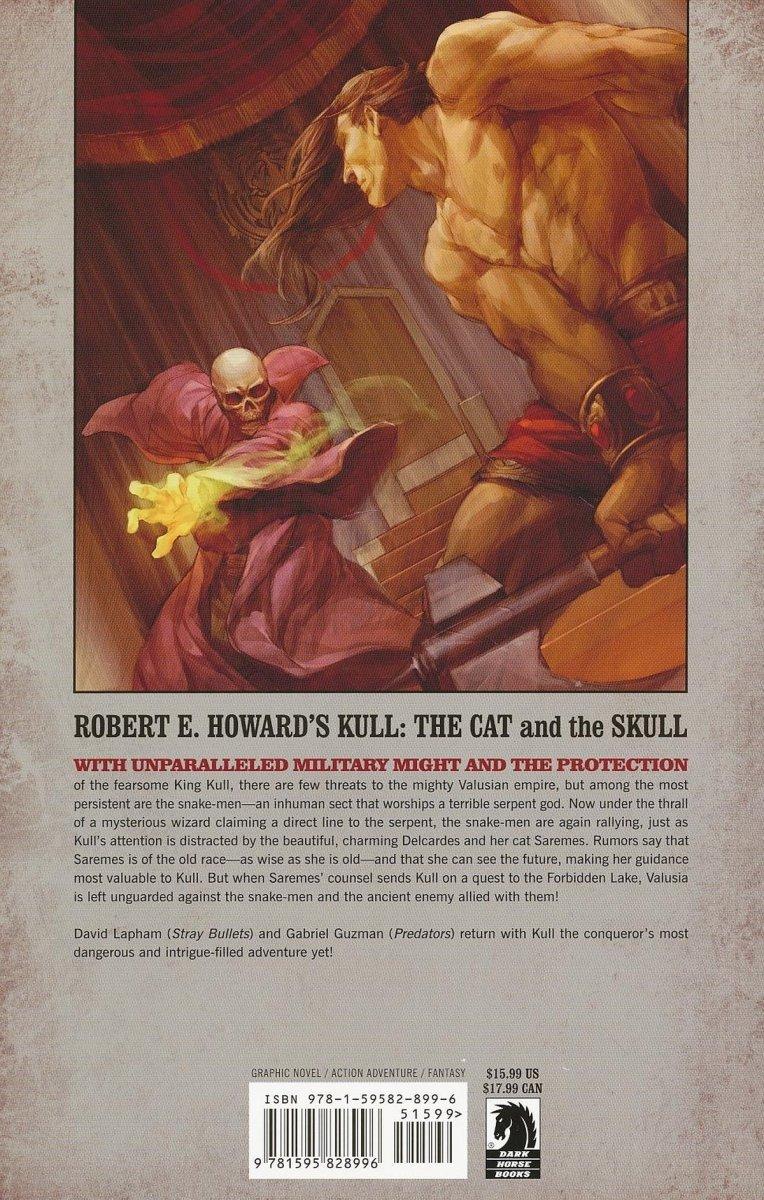 KULL TP VOL 03 THE CAT & THE SKULL (Oferta ekspozycyjna)