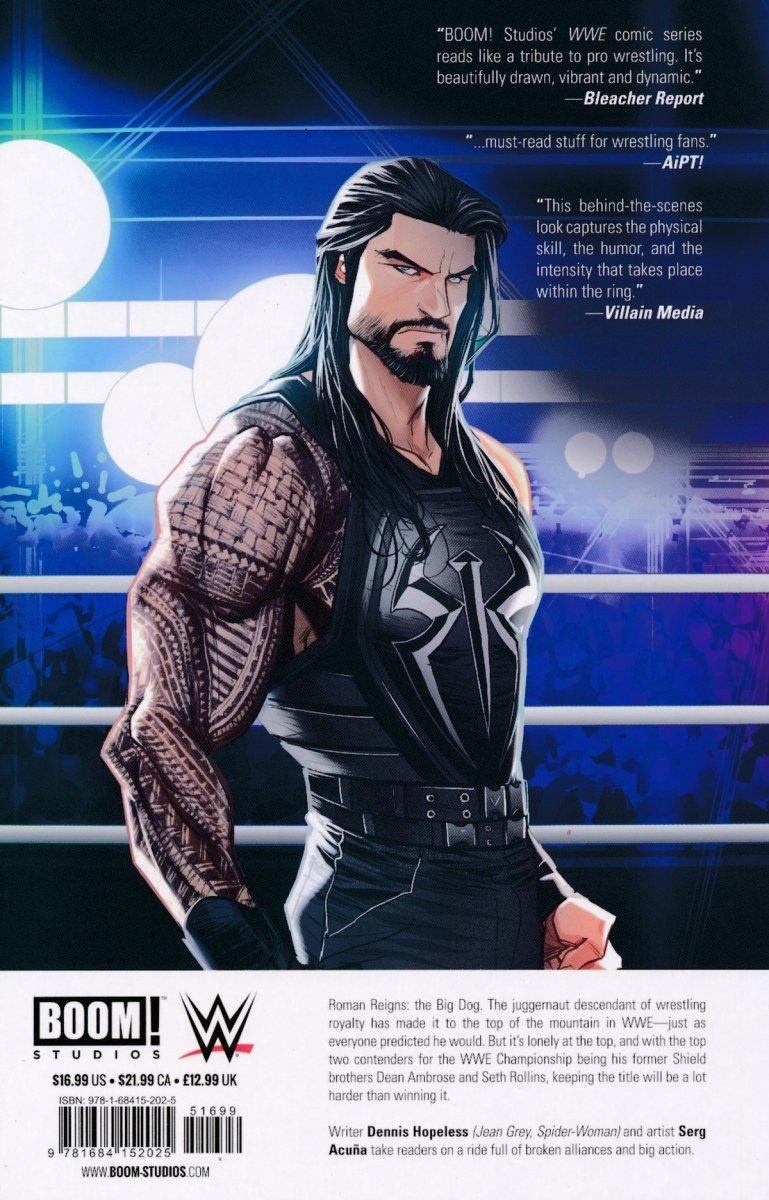 WWE ONGOING TP VOL 03 (Oferta ekspozycyjna)