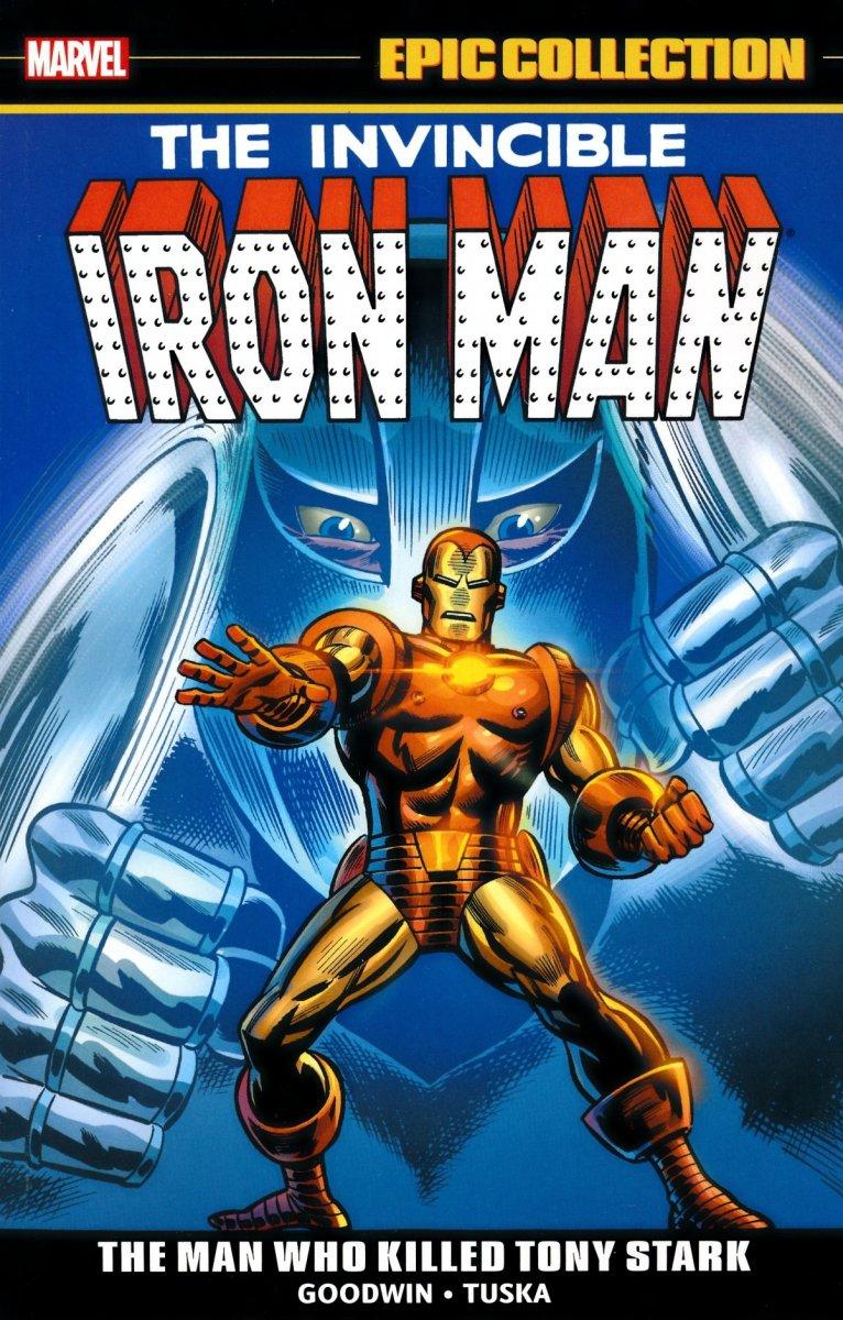 IRON MAN EPIC COLLECTION TP MAN WHO KILLED TONY STARK (Oferta ekspozycyjna)