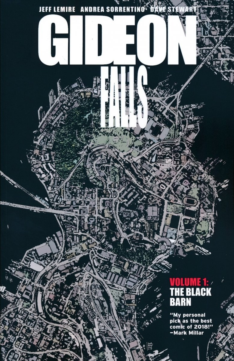 GIDEON FALLS VOL 01 THE BLACK BARN SC (Oferta ekspozycyjna)