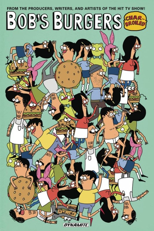 BOBS BURGERS ONGOING TP CHARBROILED