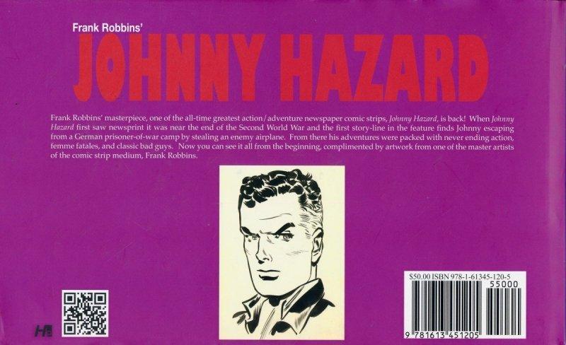 JOHNNY HAZARD DAILIES HC VOL 05 1951 - 1952