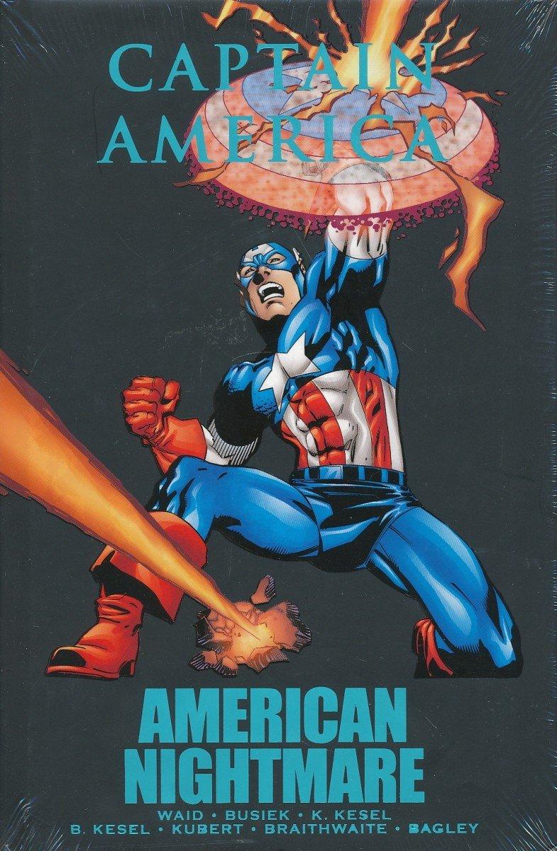 CAPTAIN AMERICA AMERICAN NIGHTMARE PREM HC (Oferta ekspozycyjna)