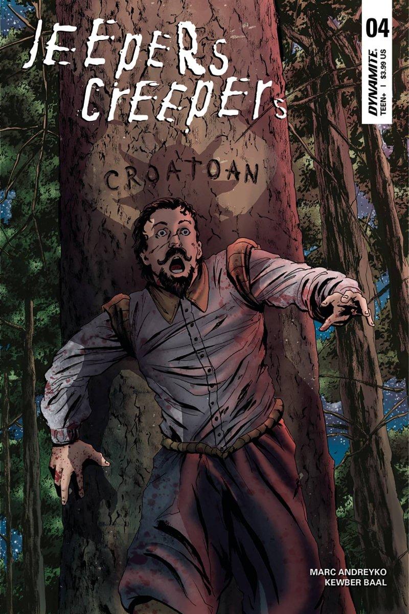 JEEPERS CREEPERS #4 CVR B BAAL