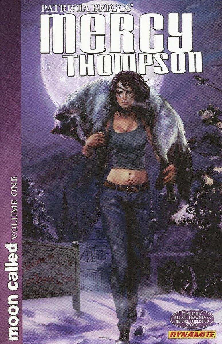 PATRICIA BRIGGS MERCY THOMPSON MOON CALLED TP VOL 01 (Oferta ekspozycyjna)
