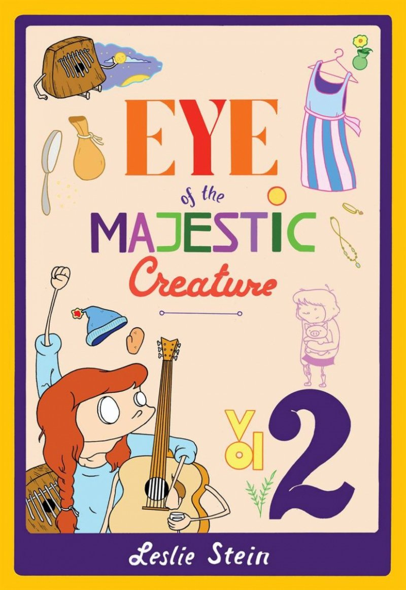 EYE OF MAJESTIC CREATURE GN VOL 02