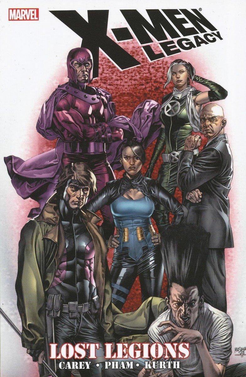 X-MEN LEGACY LOST LEGIONS TP (Oferta ekspozycyjna)
