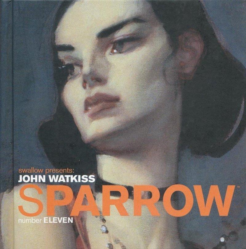 SPARROW HC VOL 11 JOHN WATKISS (Oferta ekspozycyjna)