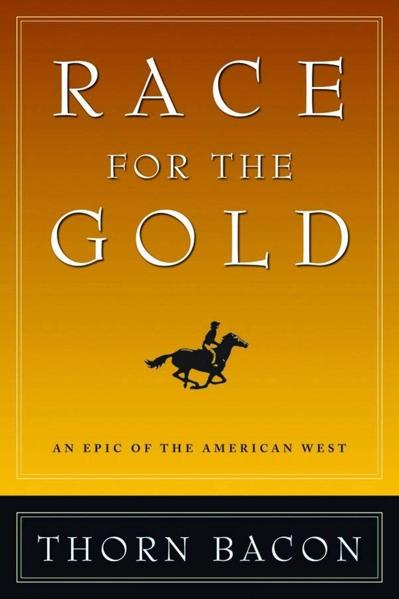 RACE FOR THE GOLD NOVEL