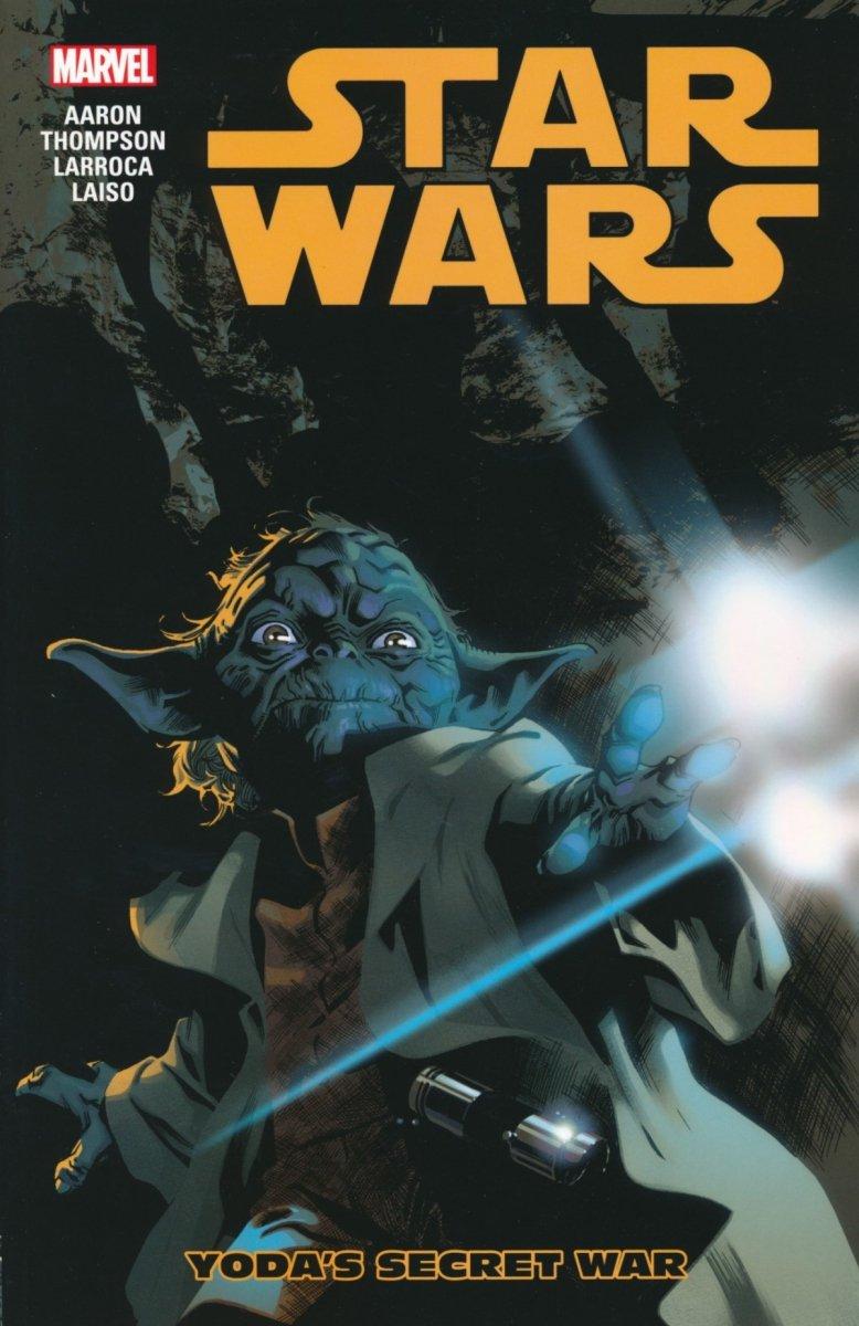 STAR WARS TP VOL 05 YODAS SECRET WAR (Oferta ekspozycyjna)