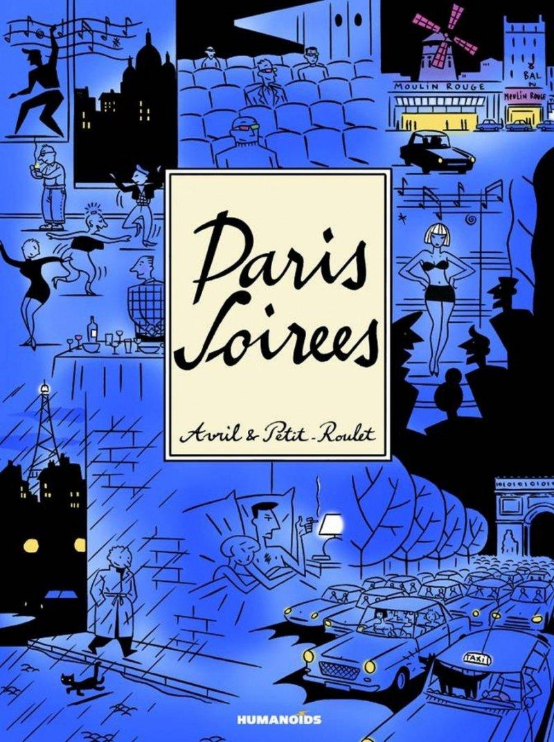PARIS SOIREES HC (Oferta ekspozycyjna)