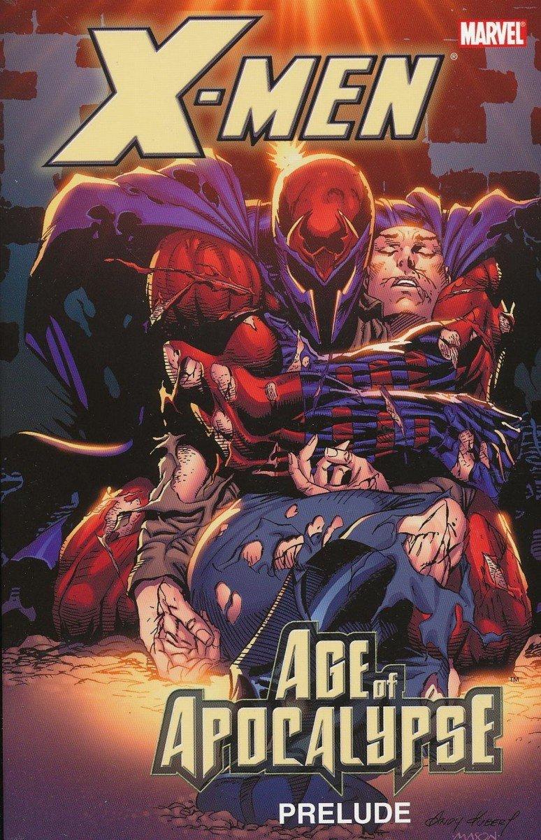 X-MEN AGE OF APOCALYPSE PRELUDE TP (Oferta ekspozycyjna)