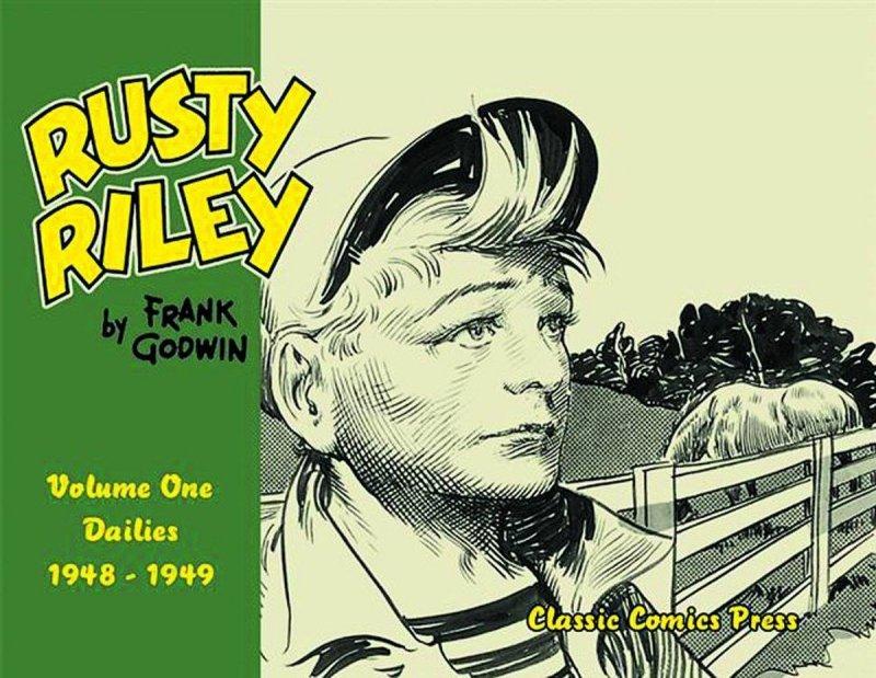 RUSTY RILEY DAILIES HC VOL 01 1948 -1949