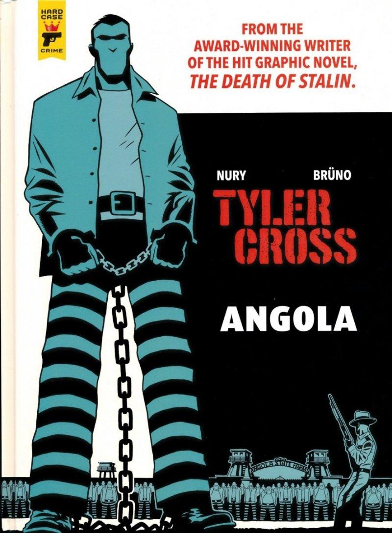 TYLER CROSS ANGOLA HC