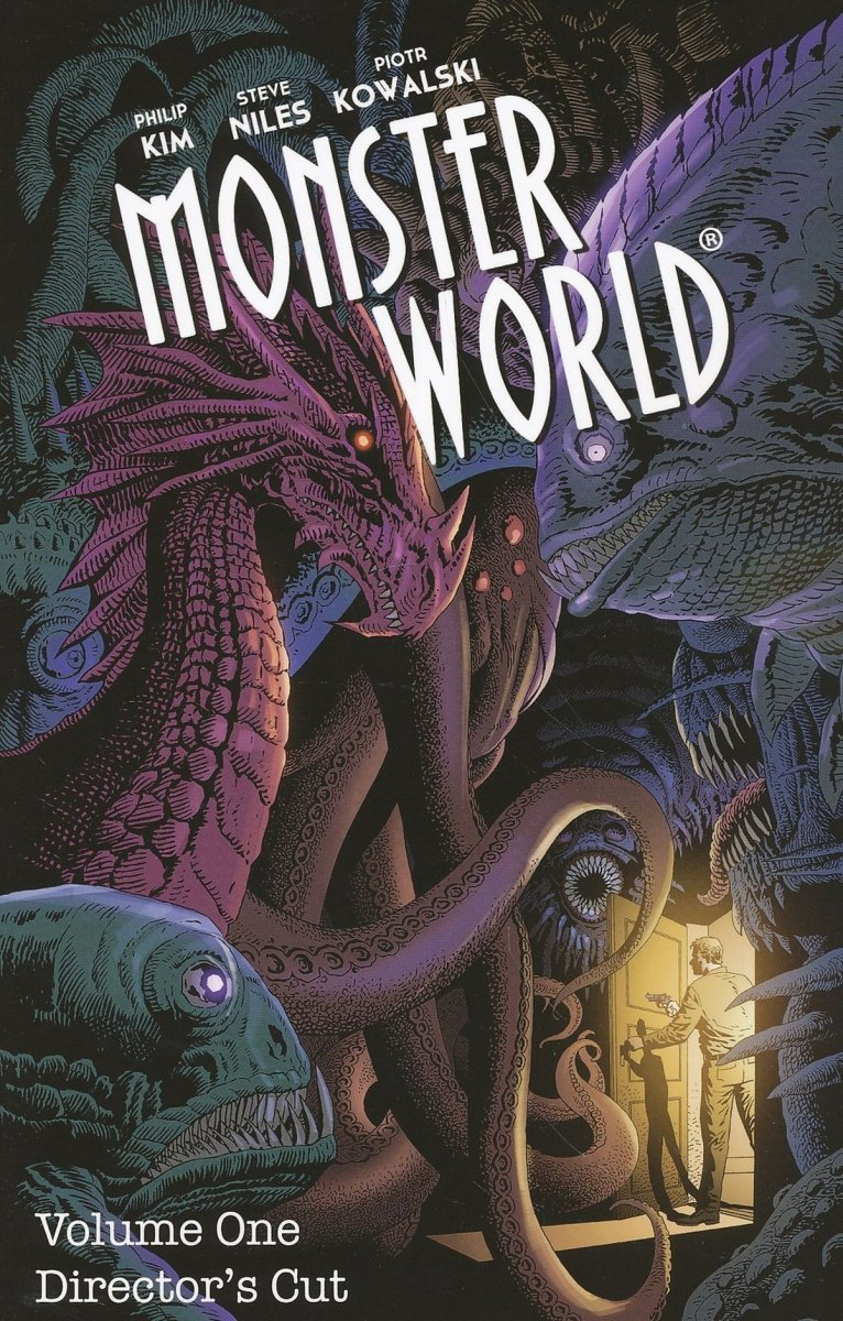 MONSTER WORLD TP VOL 01 DIRECTORS CUT (Oferta ekspozycyjna)