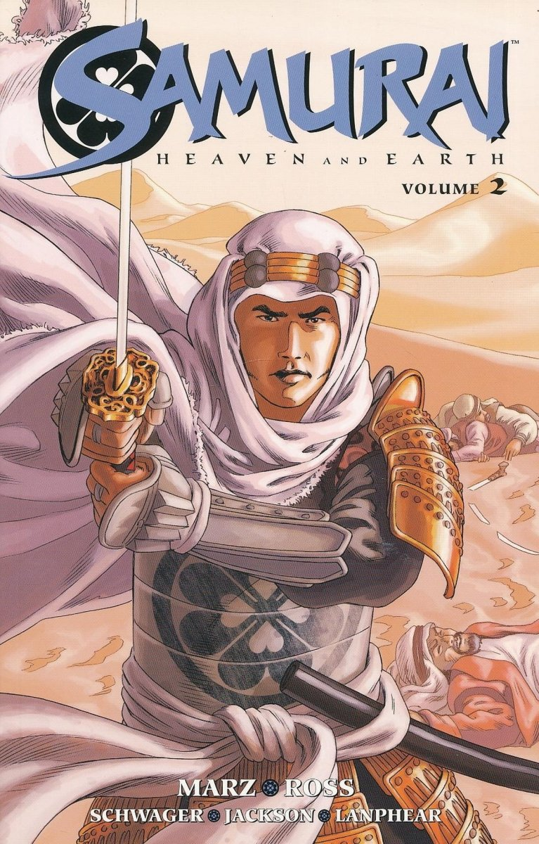 SAMURAI HEAVEN & EARTH TP VOL 02
