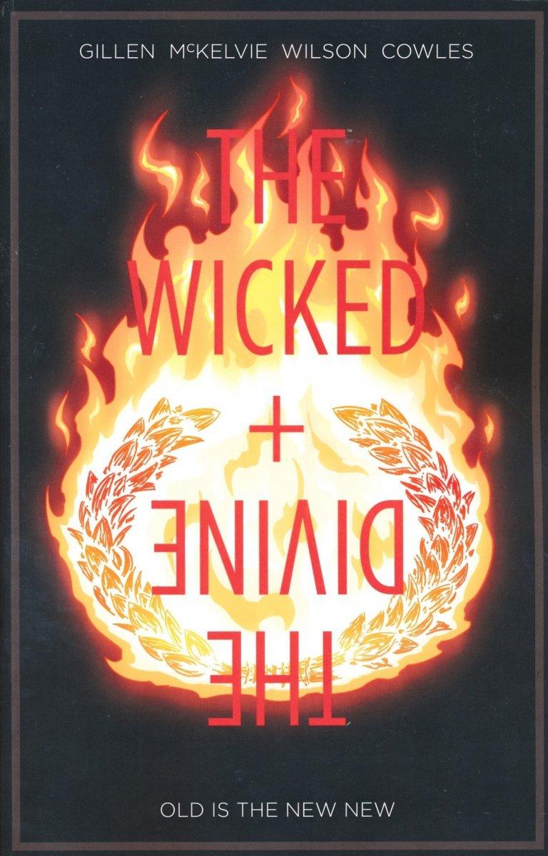 WICKED + THE DIVINE VOL 08 OLD IS THE NEW NEW SC (Oferta ekspozycyjna)