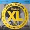 Struny D'ADDARIO XL Nickel Wound EXL125 (09-46)