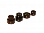GRAPH-TECH GHOST Rosewood Stacked Knobs PW-1022-00