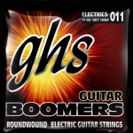 Struny GHS Boomers Roundwound (11-50)