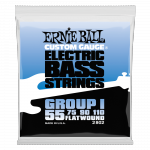 Struny ERNIE BALL 2802 Flatwound (55-110)