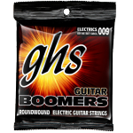 Struny GHS Boomers Roundwound (09-46) Custom Light