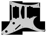 Pickguard VPARTS PG-RG2 (WH)