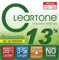 Struny CLEARTONE Acoustic EMP (13-56)