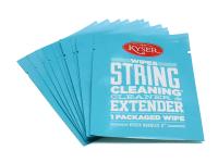 KYSER K100WIPE - Ściereczki do czyszczenia strun