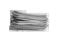 Progi JESCAR FS58118-S Stainless Steel (25szt)
