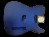 Korpus do gitary VPARTS BT-1SAS (TBL)